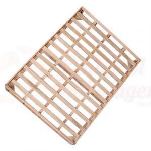 Base box queen madeira