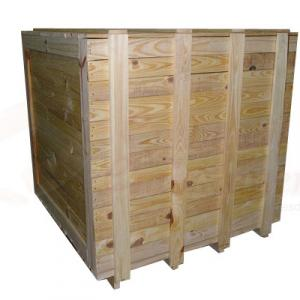 Embalagem de madeira para exportação