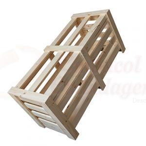 Fabrica de embalagem de madeira