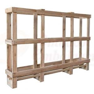 Fábrica de embalagens de madeira em sp
