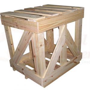 Fabricante de embalagens de madeira