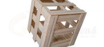 Embalagem de madeira para transporte preço
