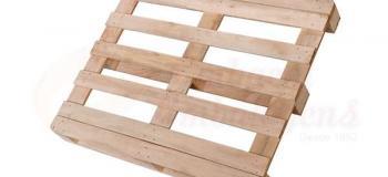 Empresa de paletes de madeira
