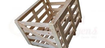 Indústria de embalagens de madeira
