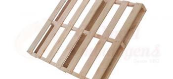 Indústria de paletes de madeira