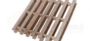 Pallets e caixotes de madeira